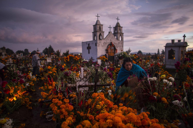 Día Muertos Todo Mundo Foto