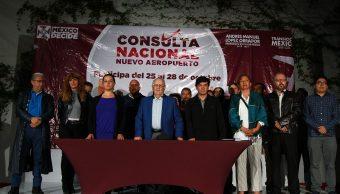 Santa Lucía gana consulta sobre nuevo aeropuerto de México