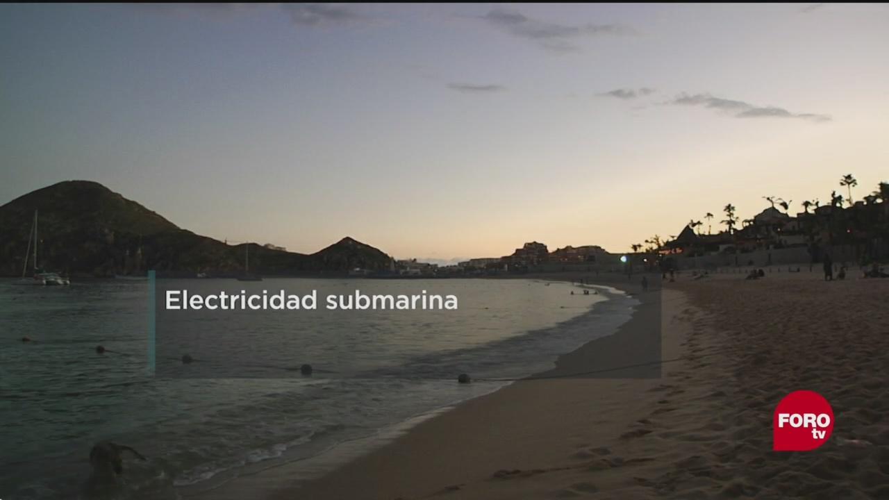 Descubren Chimeneas Marinas Producir Energía Geotérmica Bc Los Cabos, Baja California