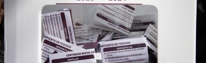 Desorden en conteo y resguardo de boletas de consulta