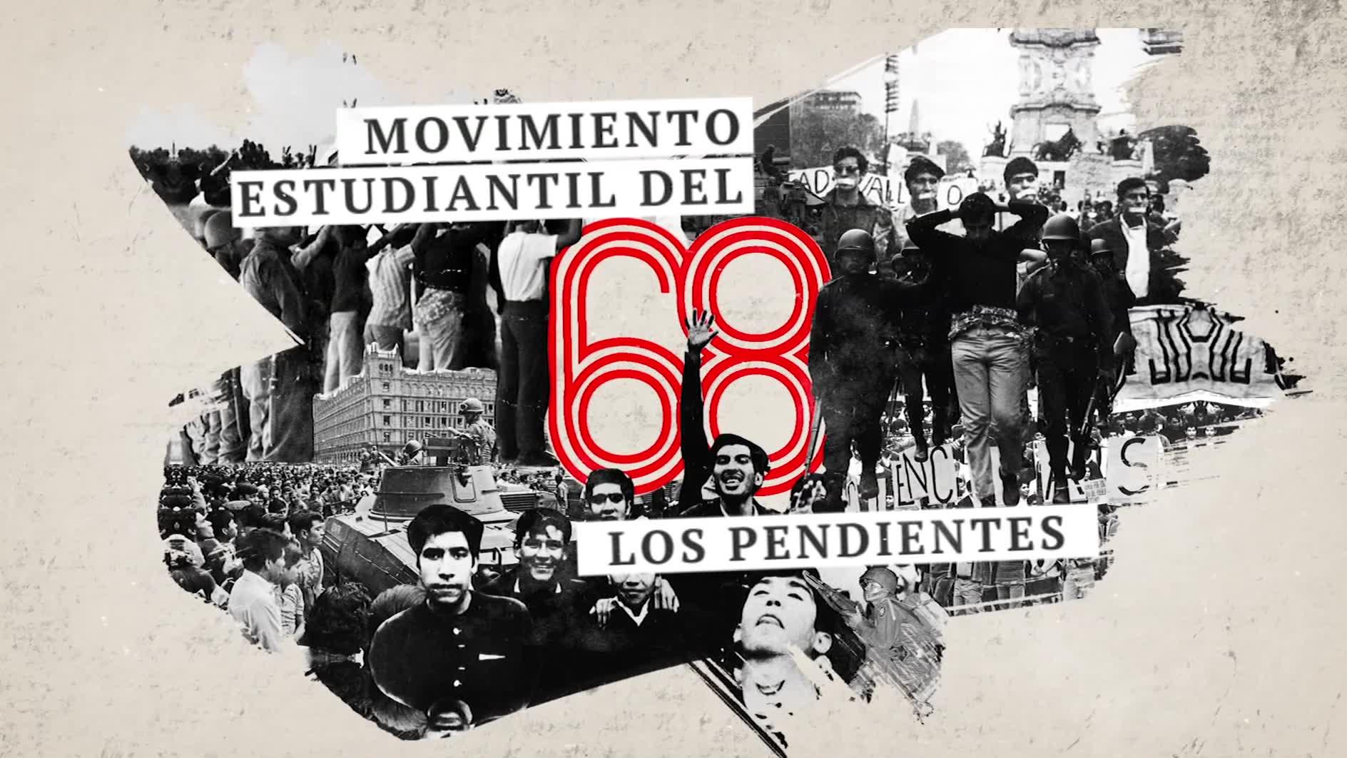 50 años del movimiento estudiantil de 1968