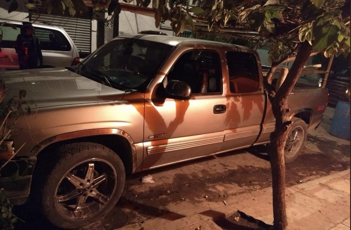 Violencia Monterrey; detienen hombre con drogas y un arma
