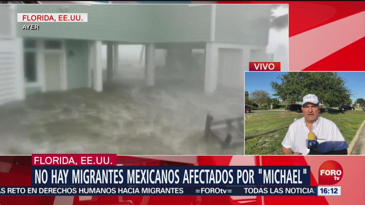 Devastación de Michael no permite acceso a zonas afectadas