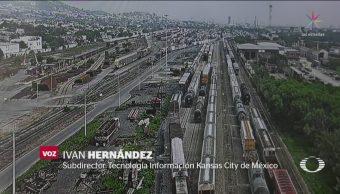 Empresa Ferroviaria Implementa Red Monitoreo Robos Trenes