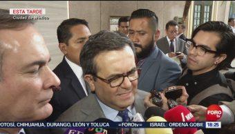 Firma del USMCA no está en riesgo, dice Guajardo
