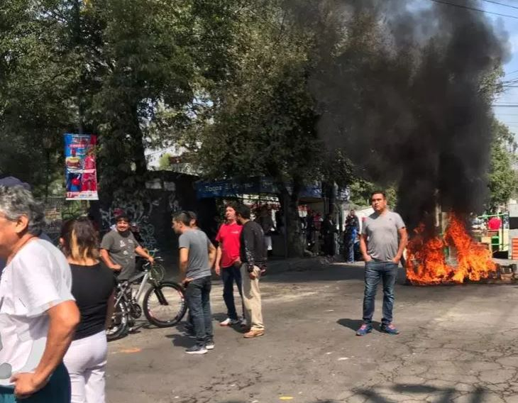 Resguarda SSPCDMX inmueble tras riña en Azcapotzalco