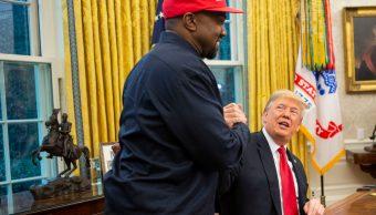 Kanye West se distancia de la política; dice que fue usado