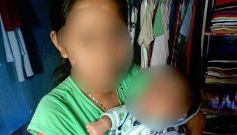 Niña 13 Años Embarazada Violación Trillizos