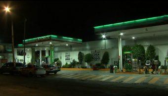 Asaltan gasolinera en la colonia Obrera