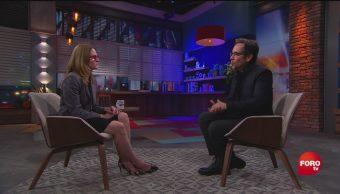 Genaro Lozano Entrevista Amy Glover Speyside