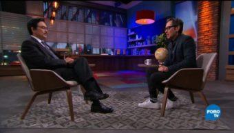 Genaro Lozano Entrevista A Duncan Taylor