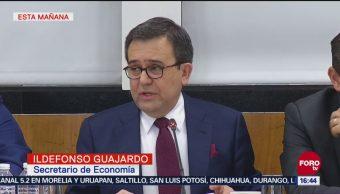 Ildefonso Guajardo comparece ante Diputados