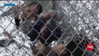 Imágenes Horror Tolerancia Cero EU Política Migratoria