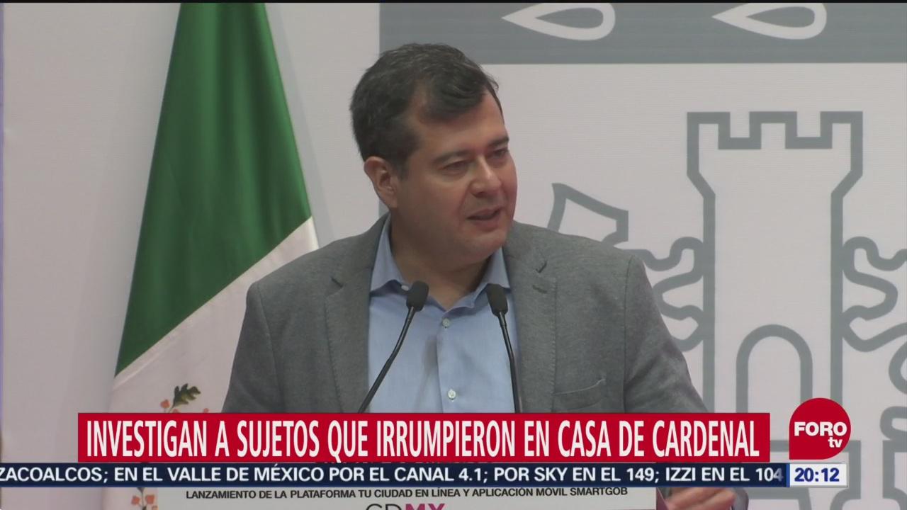 Investigan Sujetos Irrumpieron Casa Norberto Rivera