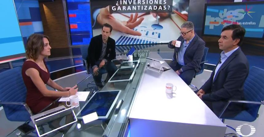Jesús Ramírez señala que OACI considera viable proyecto de Santa Lucía