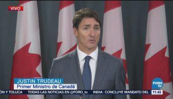 Justin Trudeau Acuerdo comercial con EU y México beneficia