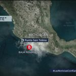 Lluvias en Michoacán y Jalisco por tormenta 'Vicente'
