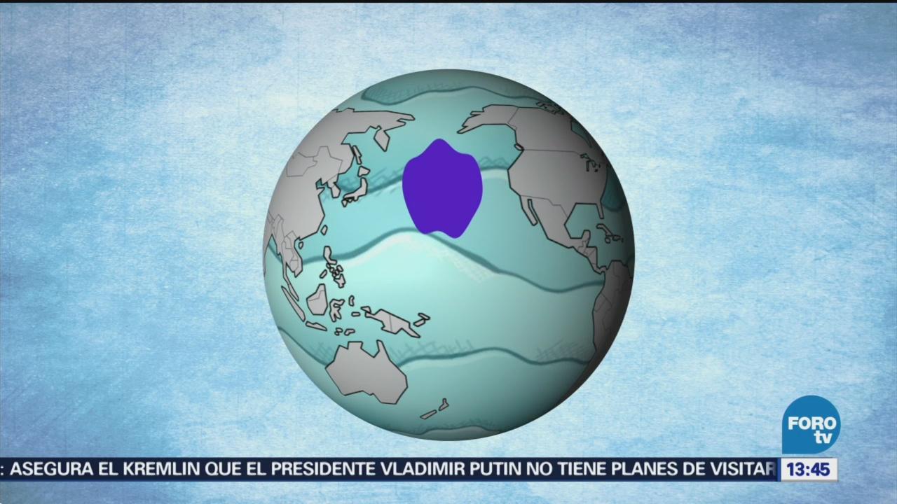 La Gran Mancha de plástico en el Océano Pacífico