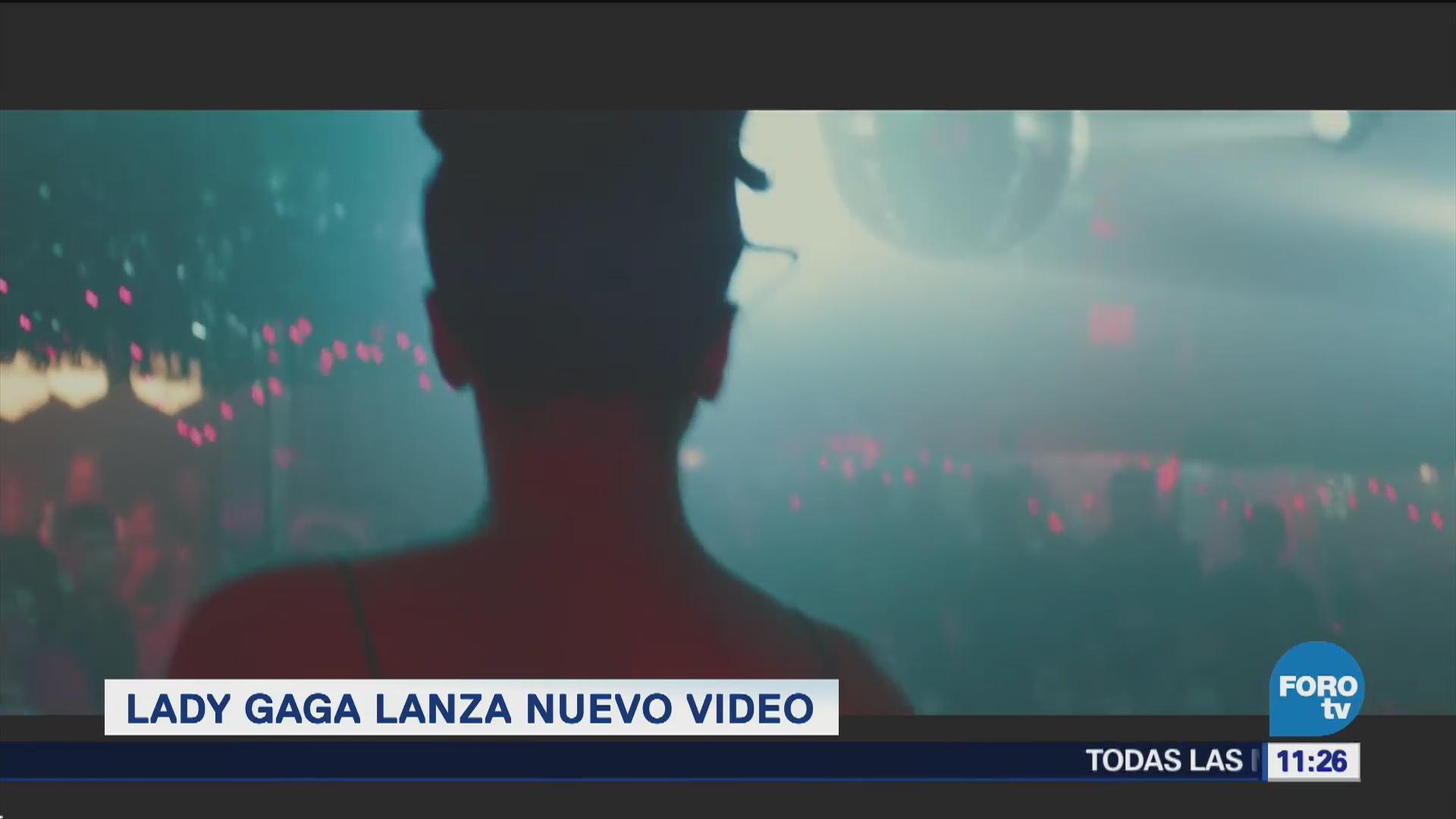 Lady Gaga estrena video del tema Shallow