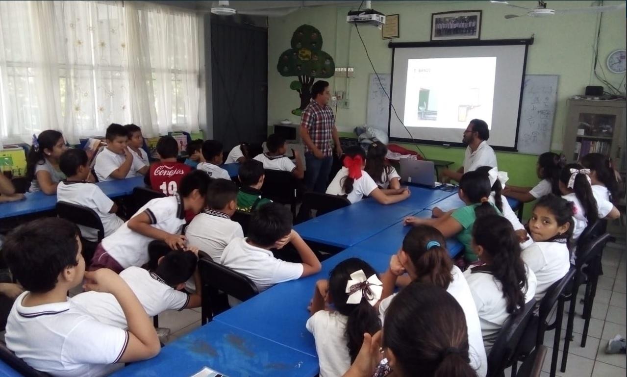 Lengua maya podría ser obligatoria en escuelas de Yucatán