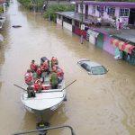 fuertes lluvias dejan 36 mil damnificados en alamo veracruz