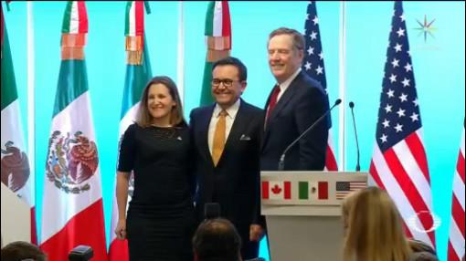 Umsca Nuevo Acuerdo Trilateral EU México Y Canadá
