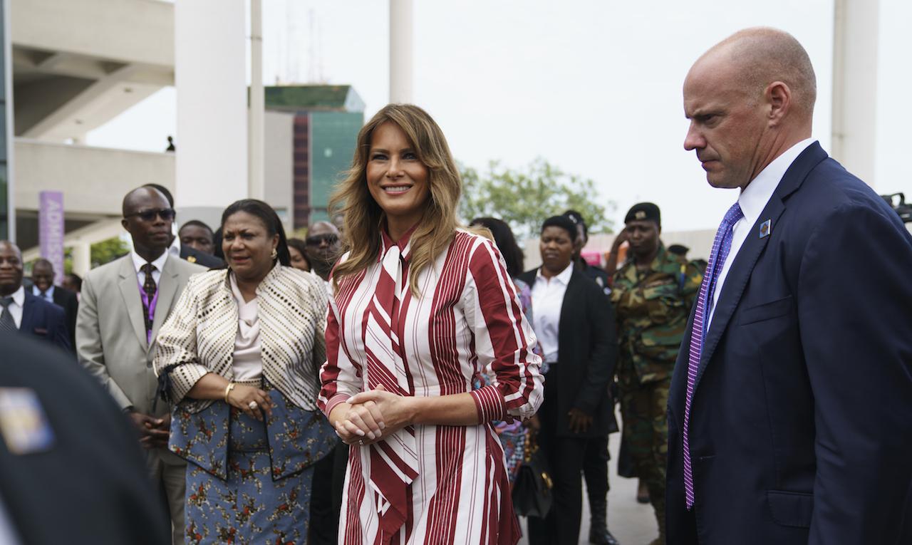 Melania-Trump-Donald-Trump-Primera-Dama-africa