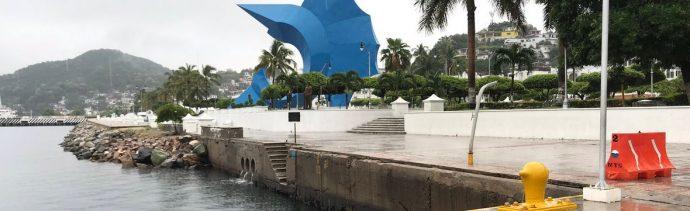 Clima Colima hoy; Tara causa afectaciones menores