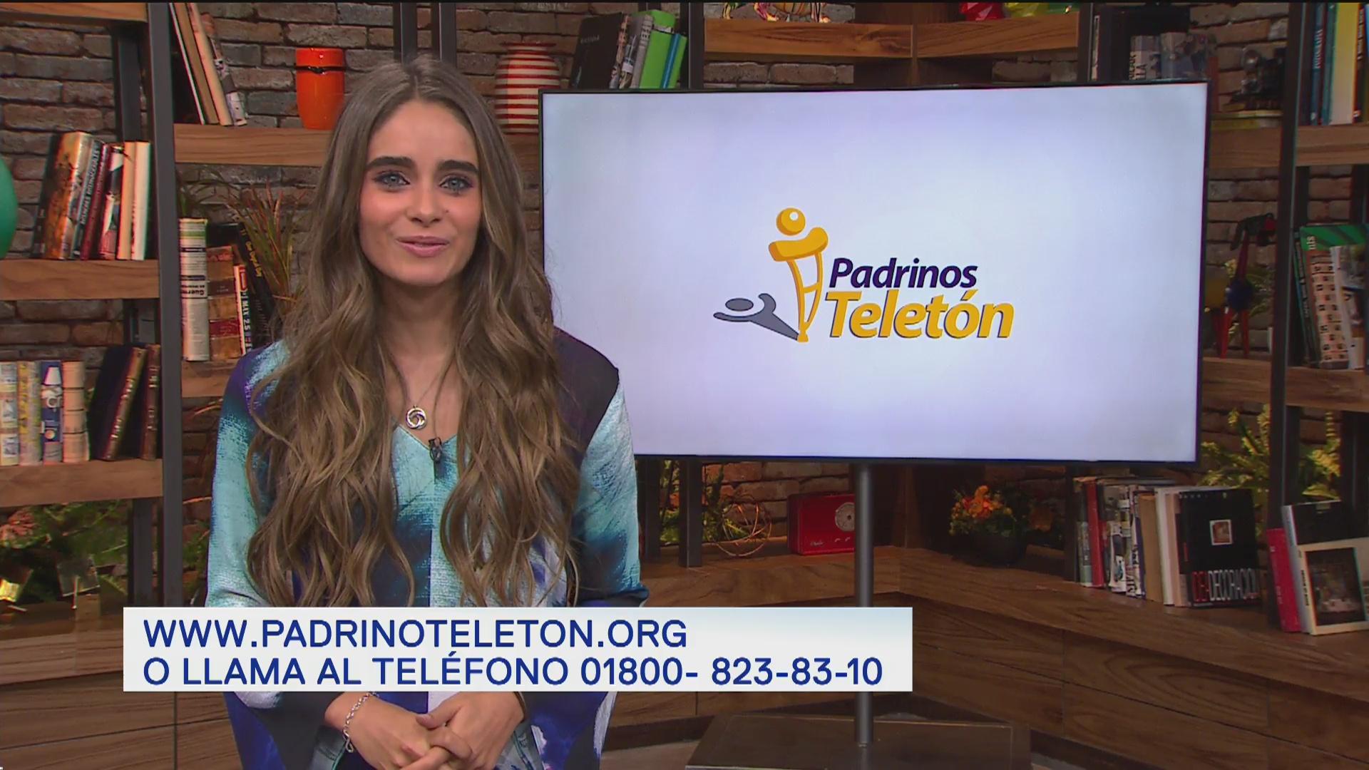 Matutino Express toma el reto del Padrinotón