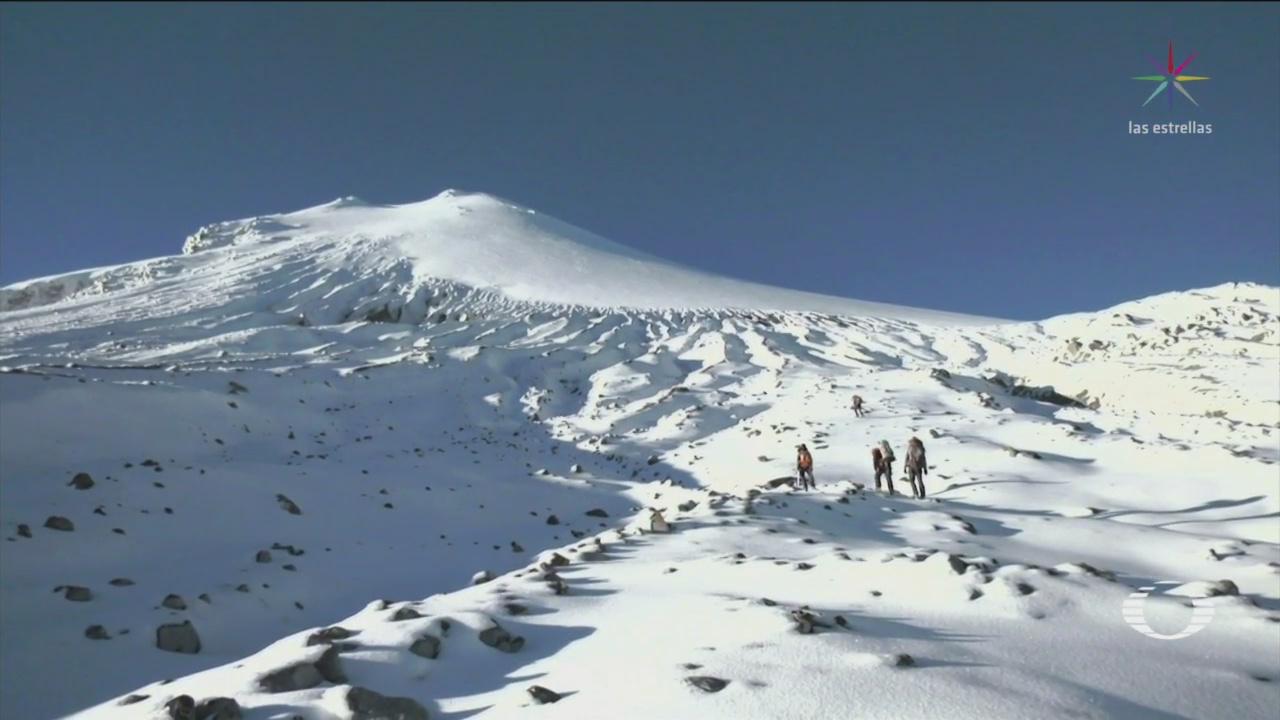 Mueren Tres Alpinistas Pico De Orizaba Homenaje