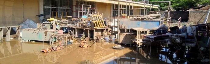 Nayarit continúa en emergencia; 100 mil personas