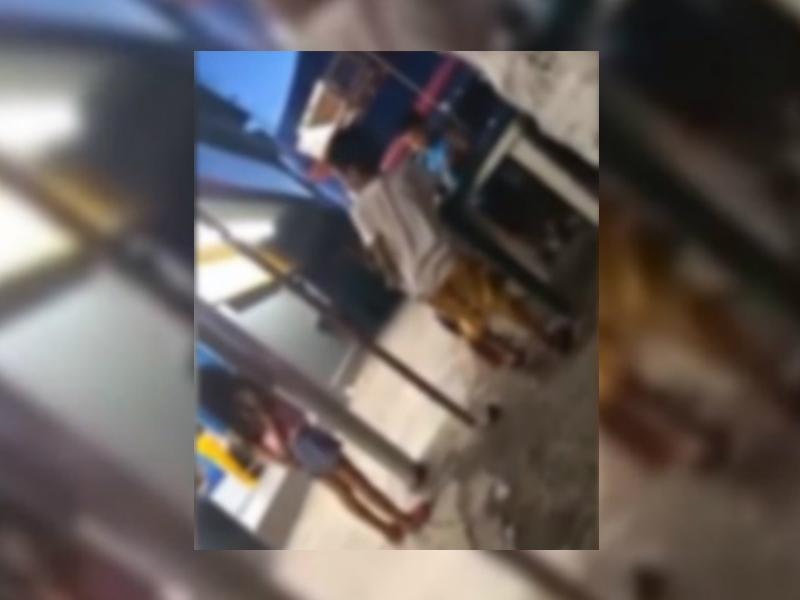 Niños juegan al secuestro y decapitación en Acapulco