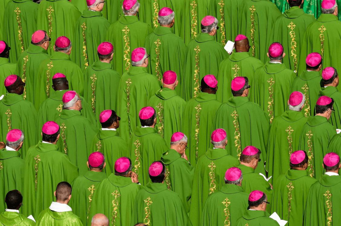 Abusos sexuales: Obispos en Sínodo piden perdón