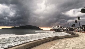 'Willa' y 'Vicente' provocarán lluvias