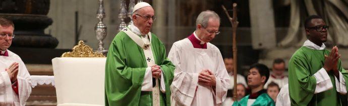 Papa condena 'inhumano acto de violencia' en Pittsburgh
