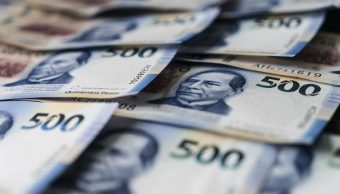 Peso Mexicano recupera pérdidas, dólar cotiza a 19.09