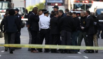 Evacuan estudios de CNN en NY por paquete sospechoso