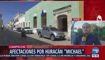 Protección Civil de Campeche pide mantenerse atentos a aviso