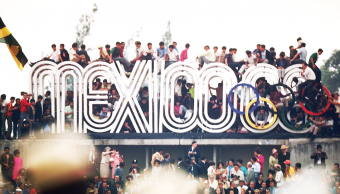 puntos recordar Juegos Olímpicos México 68