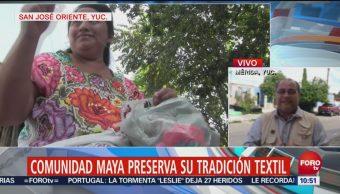 Mayas Yucatán Niegan Perder Tradición Huipiles