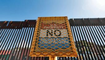 Trump hará anuncio sobre muro fronterizo en noviembr