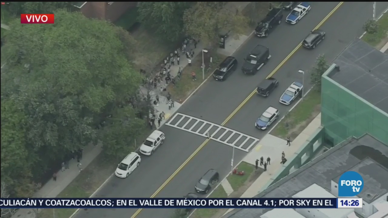 Reportan tiroteo en Boston