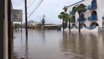 Rosa' provocará lluvias en Baja California