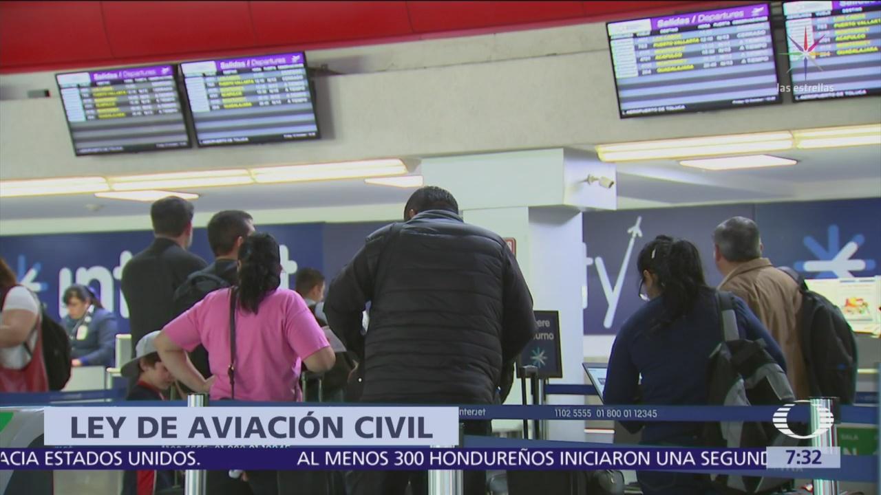 SCJN avala indemnizaciones a pasajeros por demoras o cancelaciones de vuelos
