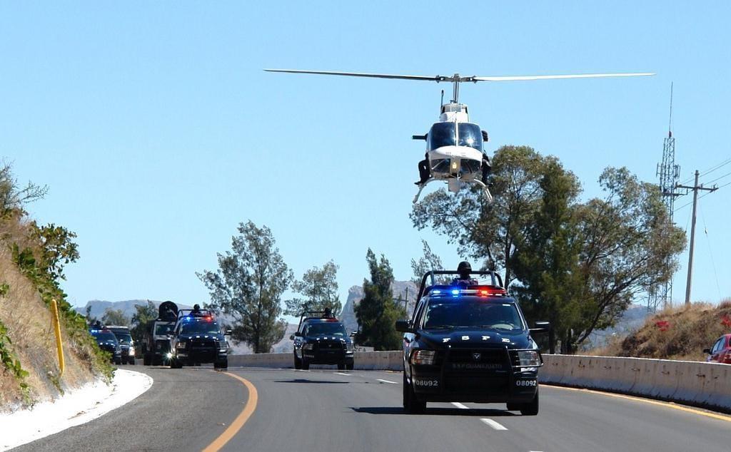Violencia Guanajuato; matan a policía en Pénjamo