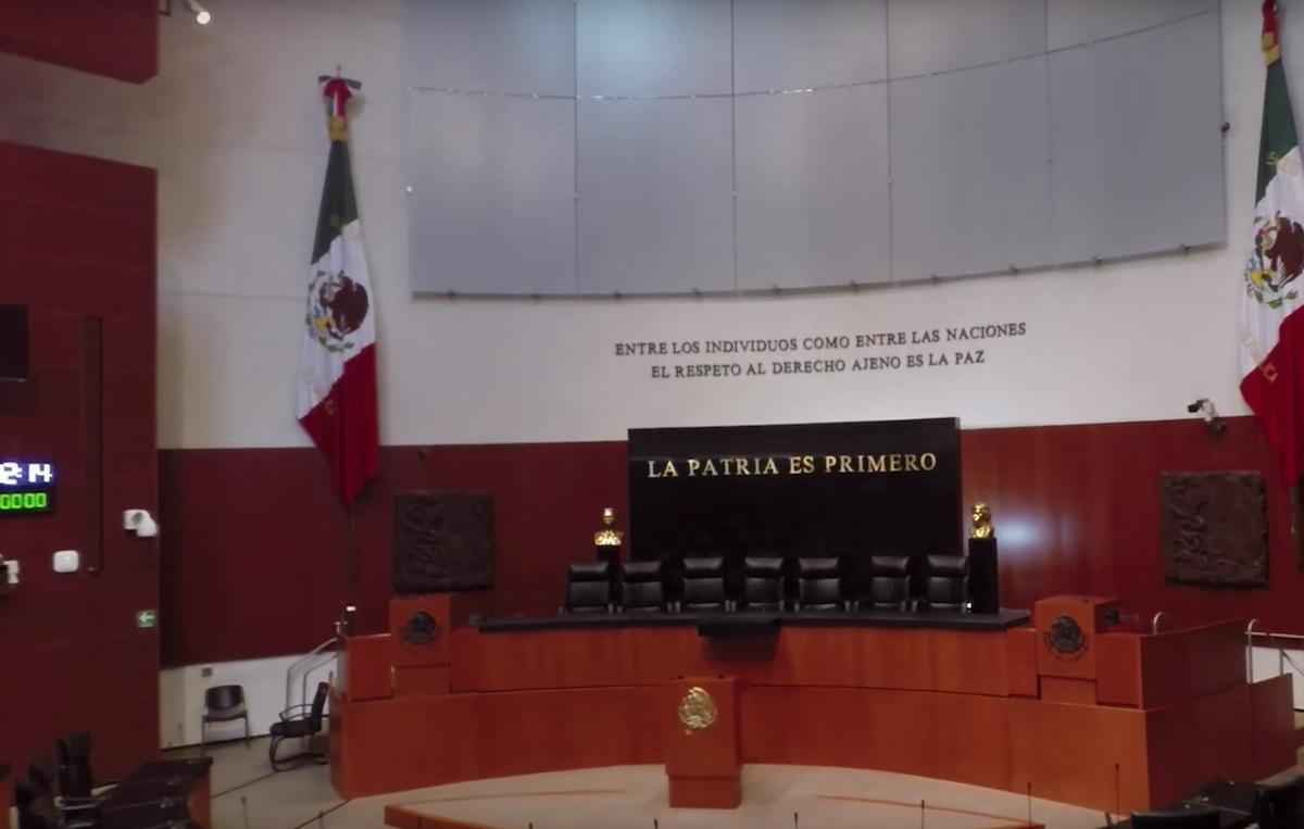 Senado Senadores Morena Bienes Funcionarios Actos Corrupción