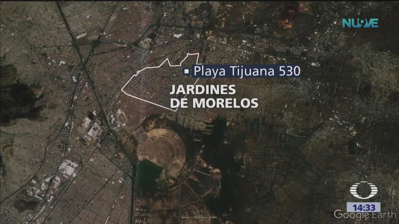 Sepultan más de cien cuerpos en fosa común en Chihuahua