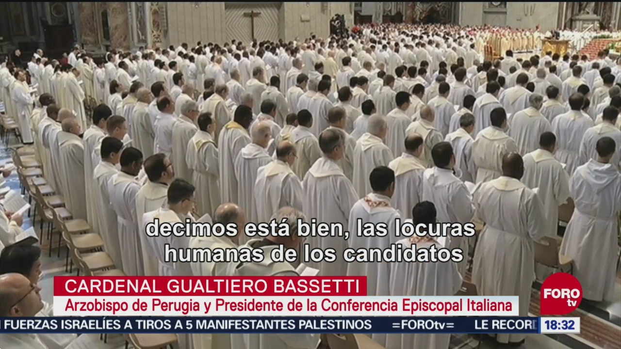 Sínodo de obispos acuerda tomar acciones firmes contra pederastia