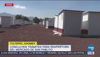 Testigos relatan explosión en mercado de pirotecnia Tultepec