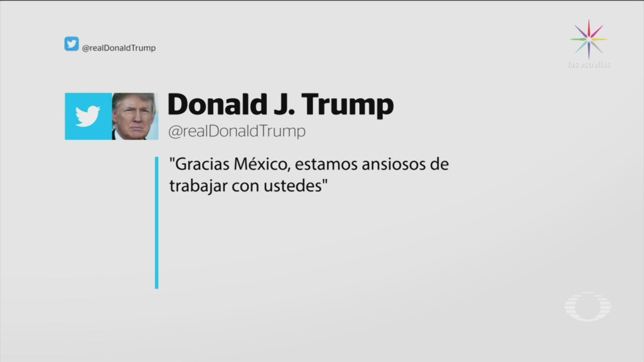 Donald Trump Presiona México Detener Migrantes